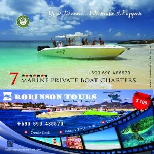 Speed Boats St Maarten