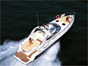 Cranchi charter SXM