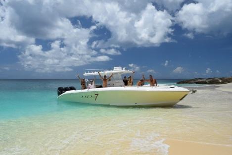 Anguilla Boat charter