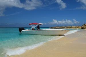Boat charter St martin Seven marine SXM